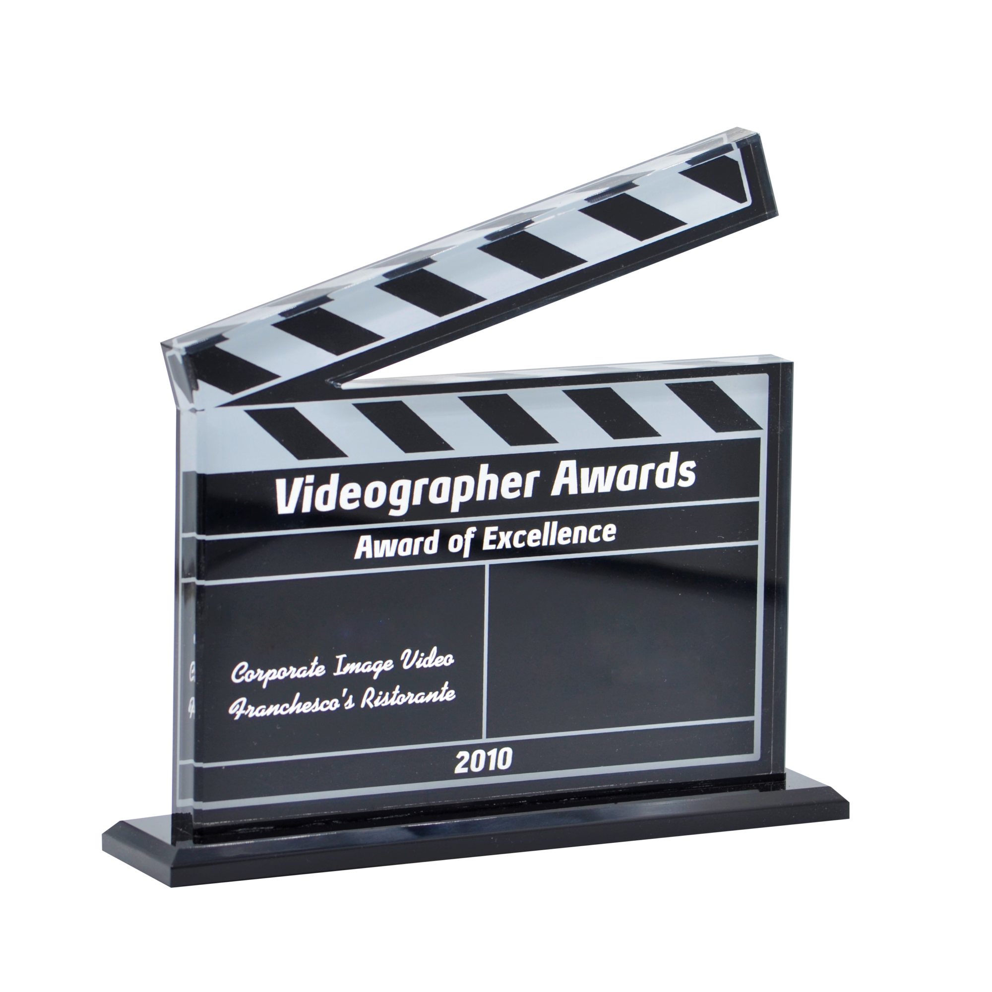 The Videographer Award