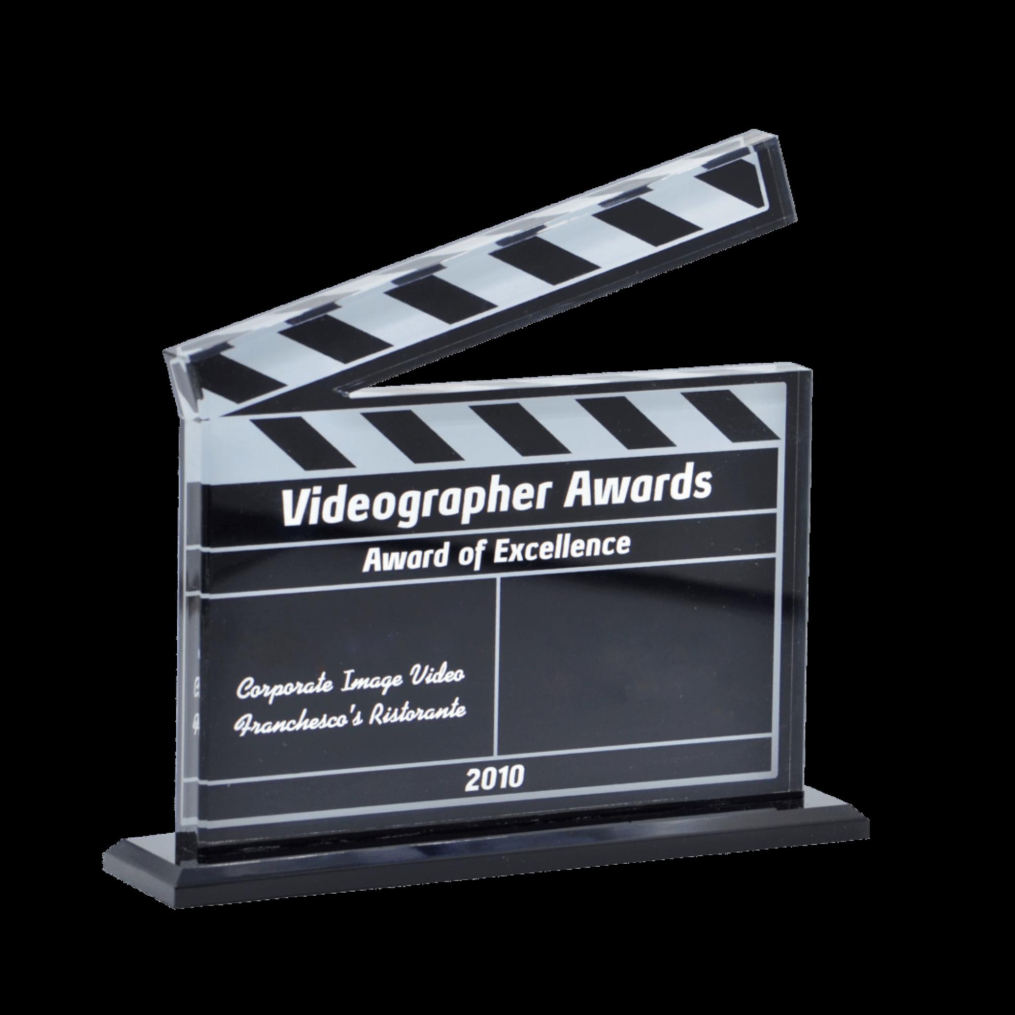 The Videographer Award